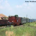 Nun steht Mixt 2923 in Agnita zur Rückfahrt nach Sibiu bereit.