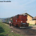 In Cornățel entsteht ein weiteres Foto von Mixt 2923 auf dem Weg nach Sibiu.