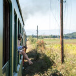 Rückfahrt nach Cornățel