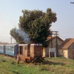 Auch in Alțâna nutze Heiko Focken den kurzen Stop für ein Foto