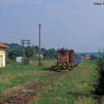 Als Mixt 2921 um 15.45 Uhr auf dem Weg nach Sibiu in Benești hält, ist deutlich weniger los als vormittags