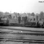 Auch CFR 1-3554 (Wiener Neustadt 3554/1891) wurde ursprünglich an die Maramurescher Salzbahn geliefert und verbrachte ihre letzten Jahre in Sibiu