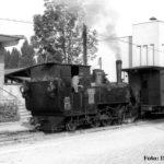 Die Rangierlok 6845 kam über Umwege nach Sibiu. Gebaut wurde sie 1908 von Borsig in Berlin für eine ukrainische Gesellschaft. Ihre CFR-Bezeichnung ist von der Fabriknummer des Herstellers abgeleitet