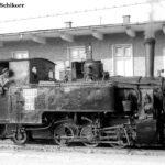 Etwa seit 1920 rangierte CFR 6845 in Sibiu. Heute steht sie im dortigen Dampflokmuseum